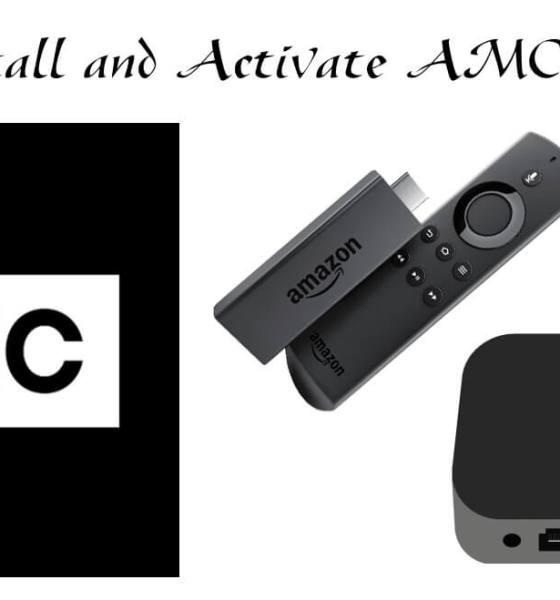 AMC App Fire TV