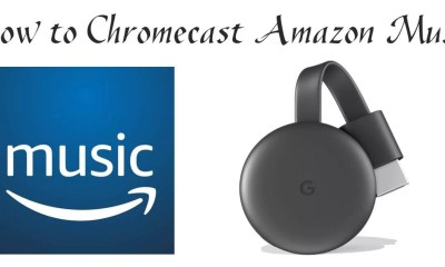 Chromecast Amazon Music
