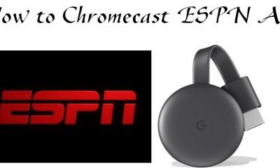 ESPN Chromecast