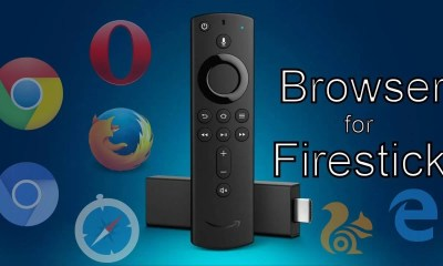 Web Browser for Firestick