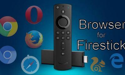 Web Browser for Firestick