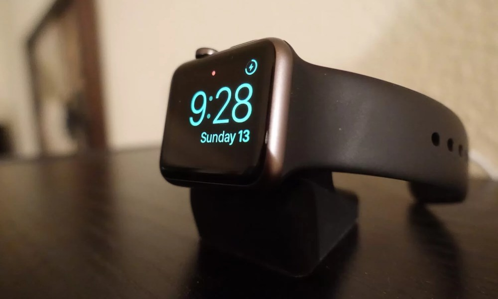 Alarm on Apple Watch