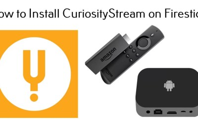CuriosityStream on Firestick