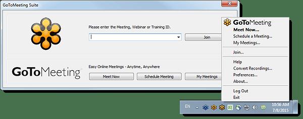 Schedule a Meet on Desktop