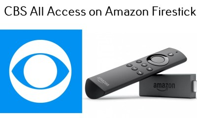 CBS All Access on Firestick