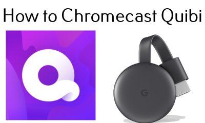 Chromecast Quibi