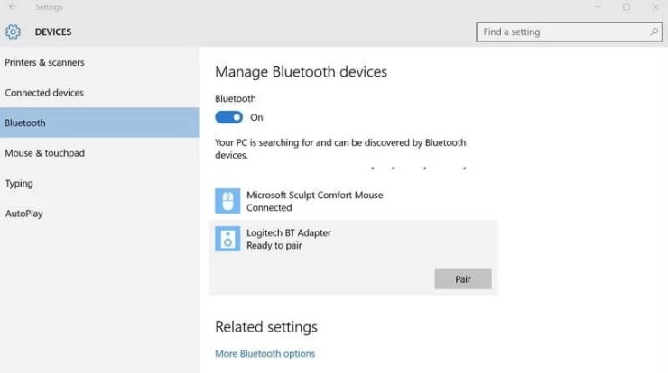Connect Xbox One Controller to PC wirelessly using Bluetooth