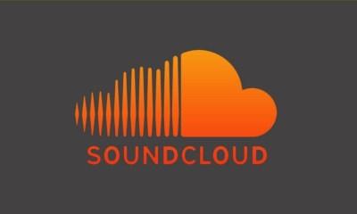 SoundCloud Dark mode