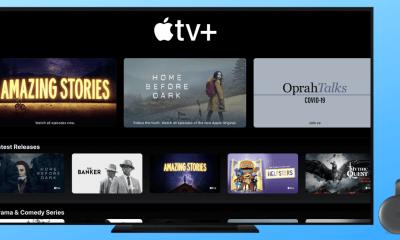 Apple TV+ on Chromecast