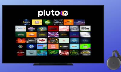 Pluto TV Chromecast