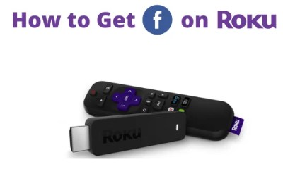 How to Get Facebook on Roku