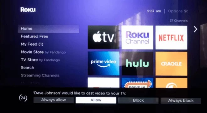 How to get VLC on Roku