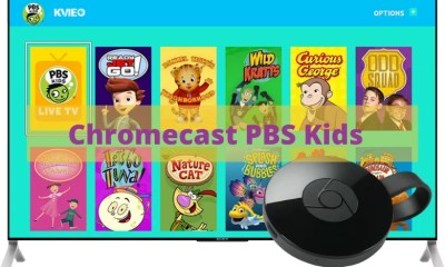 Chromecast PBS Kids