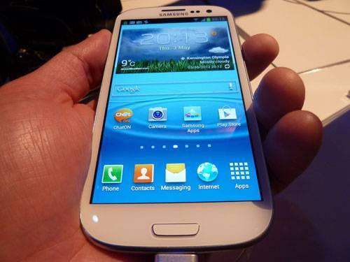 Android 4.3 On Samsung Galaxy S3 i9300