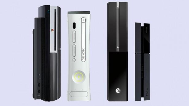 Xbox One size