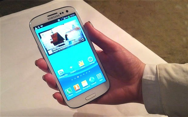 Official Android 4.3 Hands On Samsung Galaxy S3