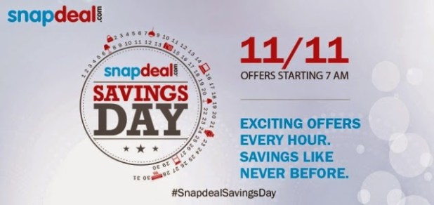 Snapdeal-Savings-Day