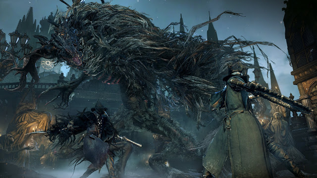 06-Bloodborne-is-a-PS4-exclusive-which-enjoyed-critical-and-commercial-success-