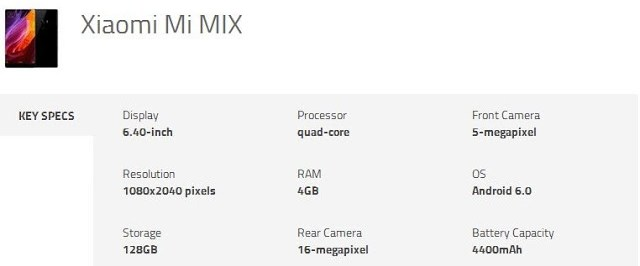 xiaomi-mi-mix-specs-techfoogle