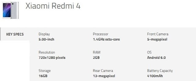 xiaomi-redmi-4-specs-techfoogle