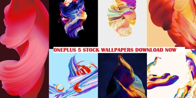 OnePlus 5 Stock Wallpapers Full HD Download Now