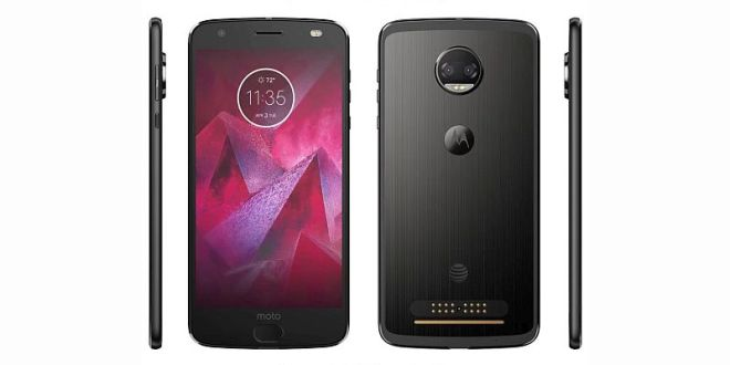 Moto Z2 Force Leaked in Images, Said to Be Thinner Than Predecessor With Smaller Battery