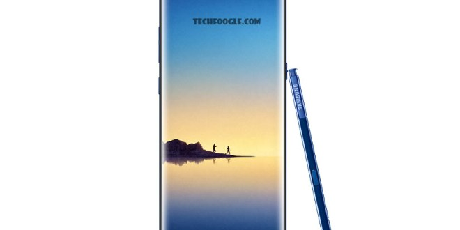 Samsung Galaxy Note8 Deep Sea Blue Colour Variants Leak