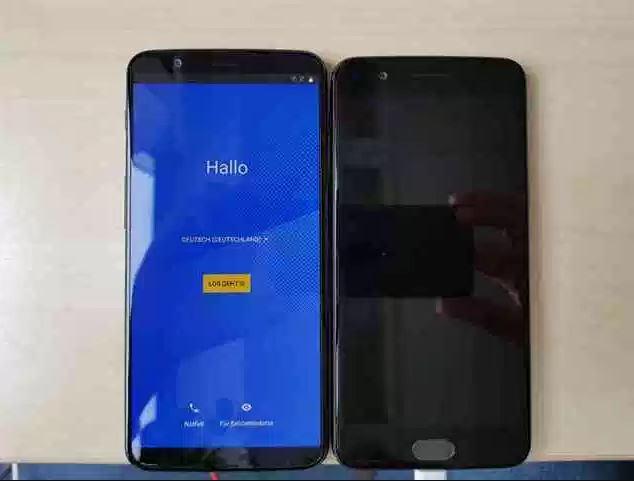 OnePlus-5t-vs-OnePlus-5-techfoogle