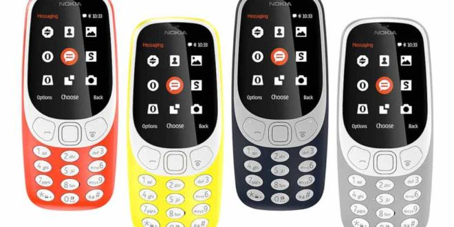 Nokia 3310 With 4G Support Expected by mid-January, leaks hint at new Android-based OS