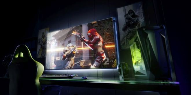 NVIDIA announces series of 65-inch 4K G-SYNC HDR monitors with built-in Android TV