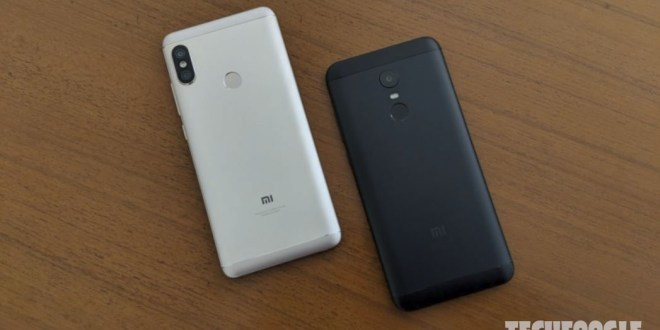 New Launches From Xiaomi: Redmi Note 5 And Redmi Note 5