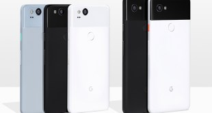 Google Pixel 2 and Pixel 2 XL Phones