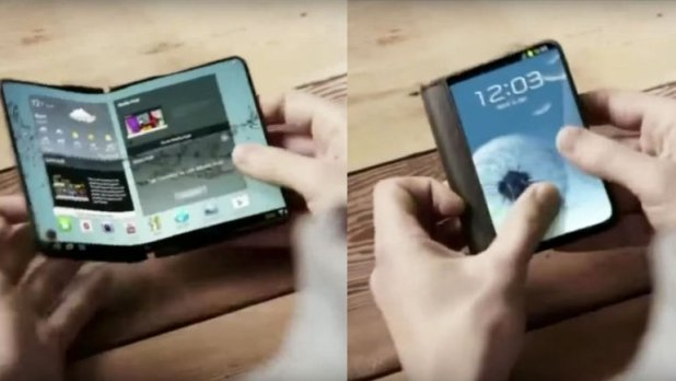 Samsung Foldable Smartphones 2019