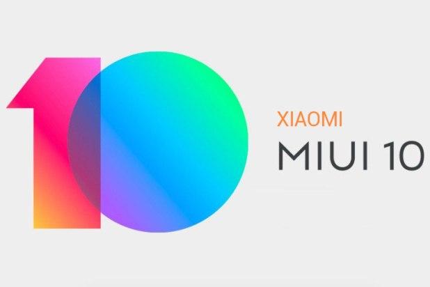 MIUI 10 Launch india