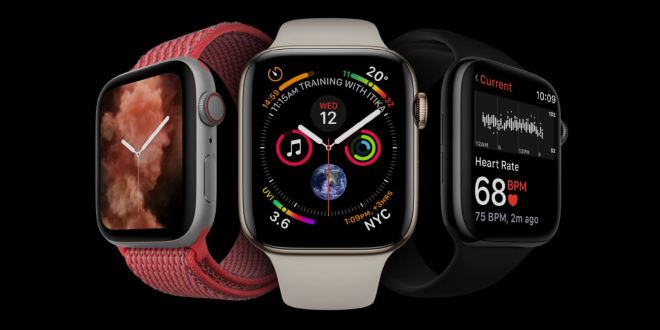Apple Watch Series 4 With ECG Feature Launched at $399