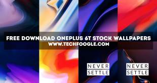 Free Download OnePlus 6T Stock Wallpapers [4K]