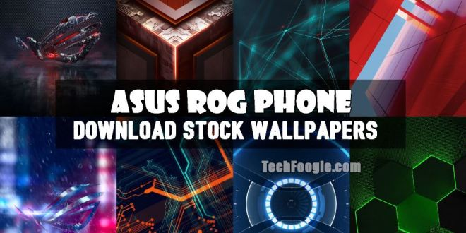 Free Download Asus ROG Phone Stock Wallpapers
