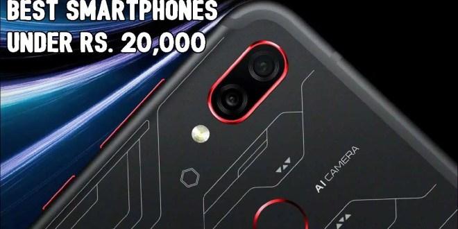 Best Smartphone Under 20000: Top Smartphones Under Rs 20,000 in India