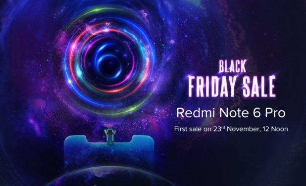 xiaomi-redmi-note-6-pro-sale-date-india