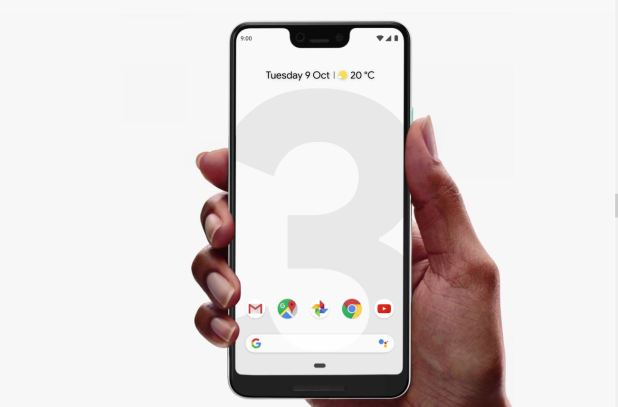 Pixel 3 Stock Android