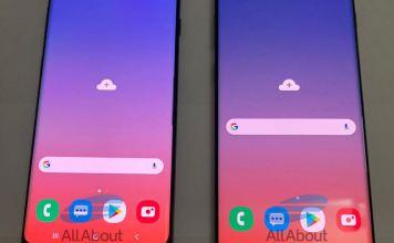 Samsung Galaxy S10 and Galaxy S10 Plus