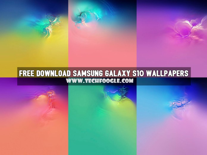 Free Download Samsung Galaxy S10 Stock Wallpapers Tech Foogle