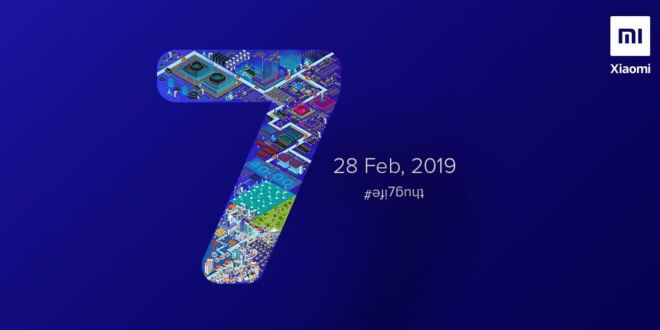 Xiaomi Redmi Note 7 will be launched in India in 28th February not in March