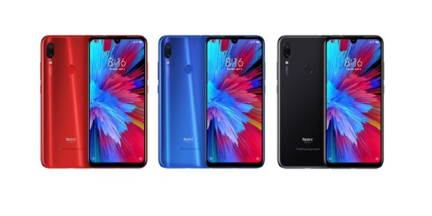 Redmi Note 7 Pro Leaked
