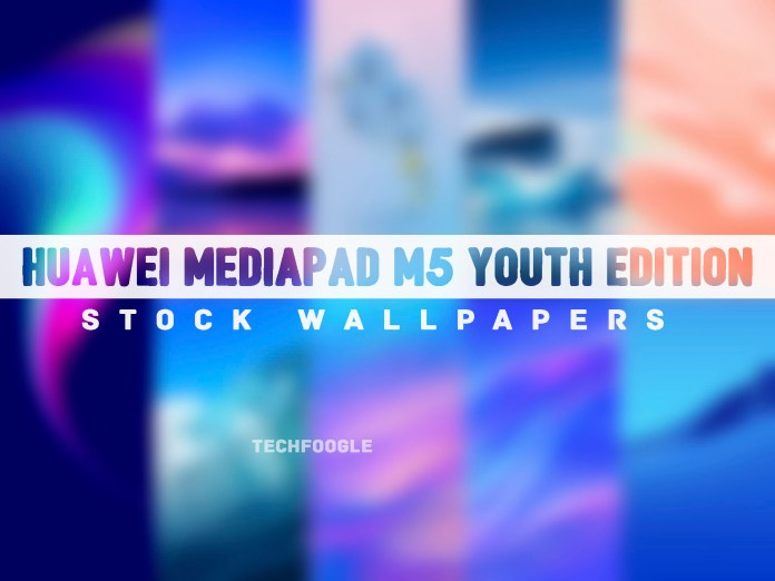 Free Download Huawei Mediapad M5 Youth Edition Stock Wallpapers