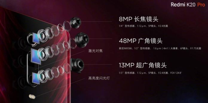 Xiaomi Redmi K20 Pro Camera