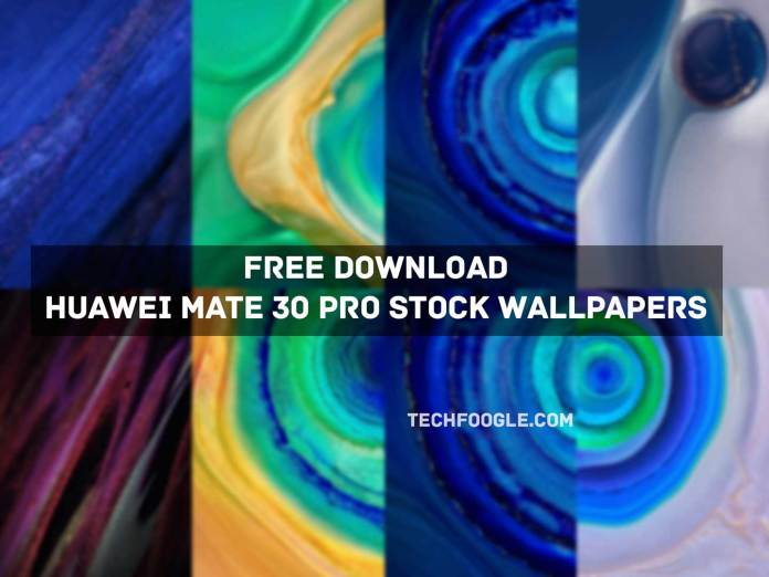 Download Huawei Mate 30 Pro Wallpapers