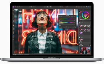Apple New MacBook Pro 13-inch 2020
