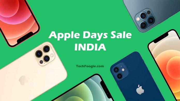Apple-Days-Sale-India