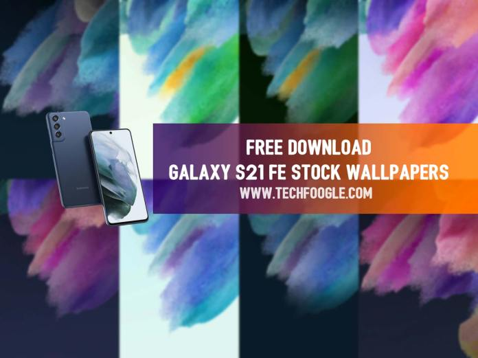Free-Download-Samsung-Galaxy-S21-FE-Stock-Wallpapers-Collage